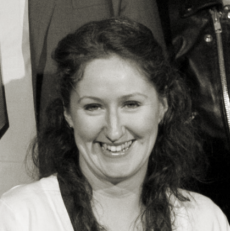 SUE McGEEHAN : Actress, Stage Manager