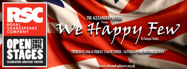 We Happy Few Banner