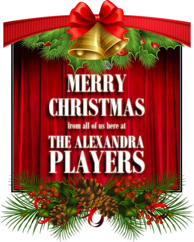 Happy holidays and seasons greetings the alexandra players happy holidays and seasons greetings m4hsunfo